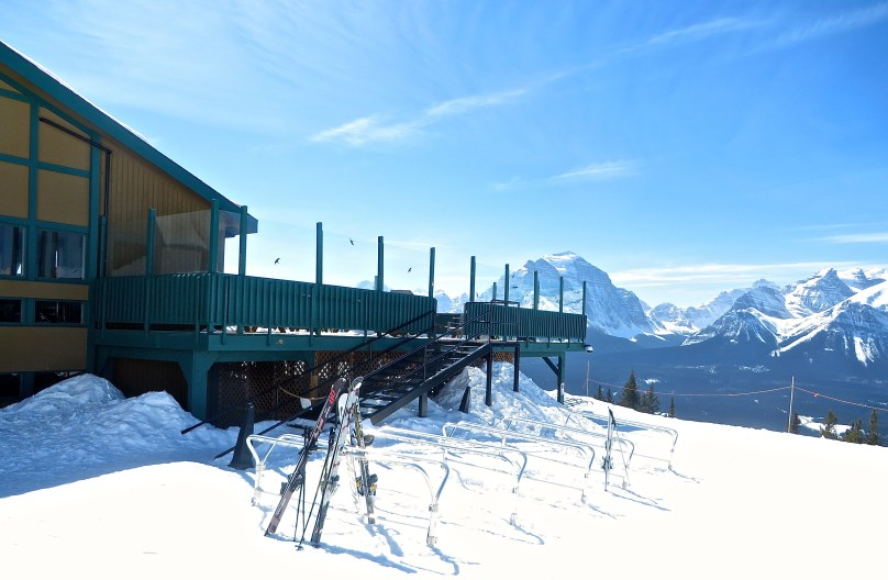 Whitehorn Lodge Lake Louise