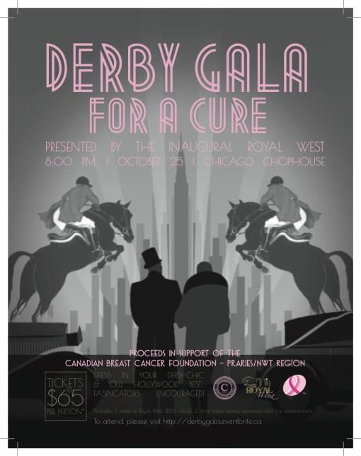 Derby Gala poster