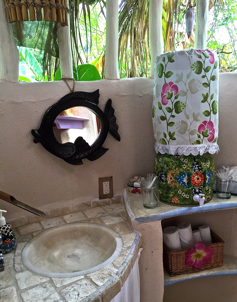 Playa Escondida Love Nest bathroom