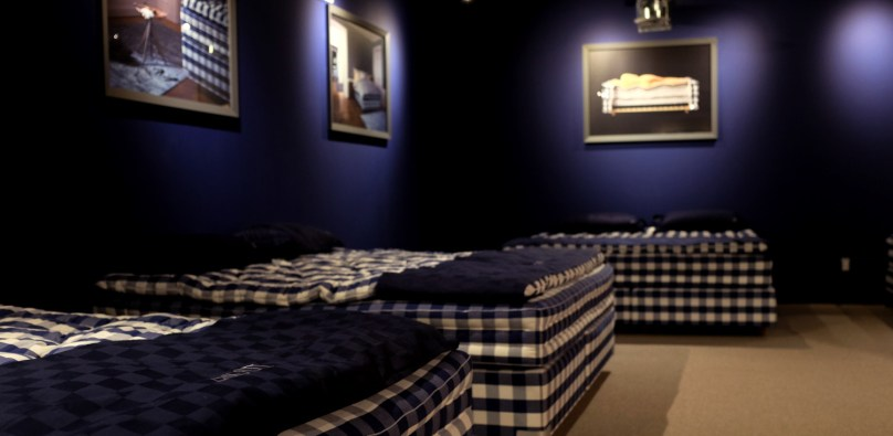 Hastens Sleep Spa at Goldgrass Home
