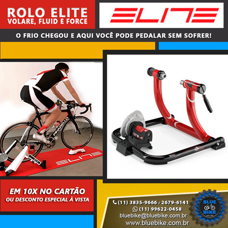 Rolo Elite para bicicletas