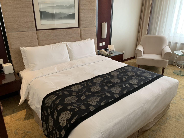 長春金安大飯店(ジンアンホテル)