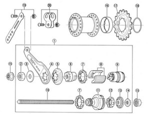 A Case for the Coaster Brake | Bluebird Cycles