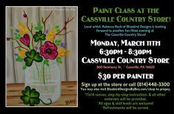 Ad Cassville March