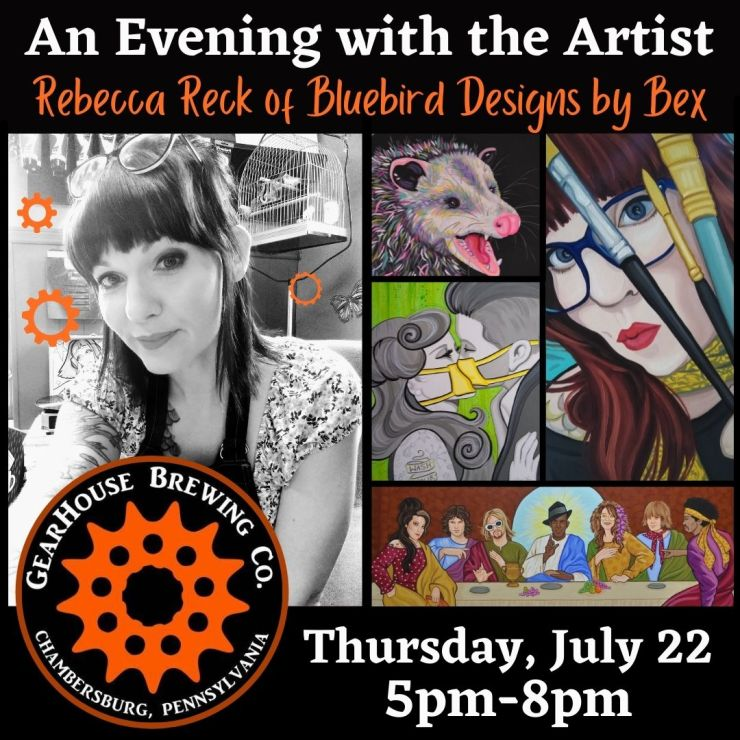 An Evening with the Artist edit