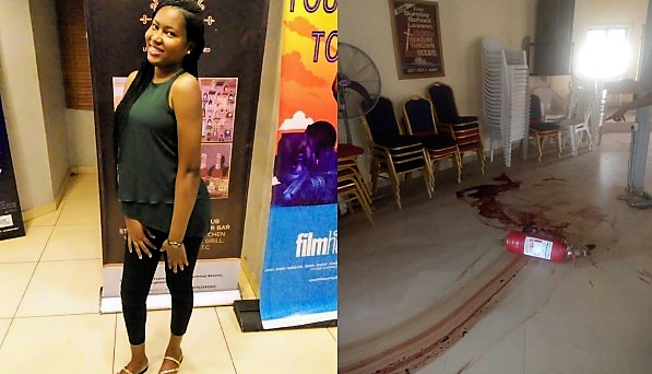 #JusticeforUwa : SUSPECTS INVOLVED IN THE RAPE & MURDER PARADED . See Video.