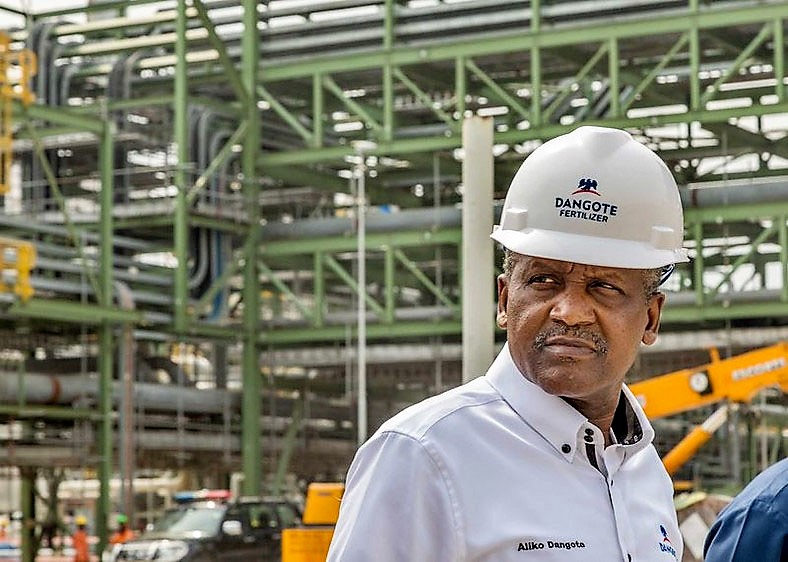 Dangote Refinery TO SELL PETROL AT INTERNATIONAL PRICE - FG