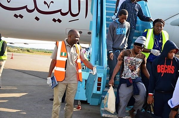 """SOCIAL MEDIA """"Negatively INFLUENCING NIGERIAN YOUTHS TO MIGRATE - IOM"""