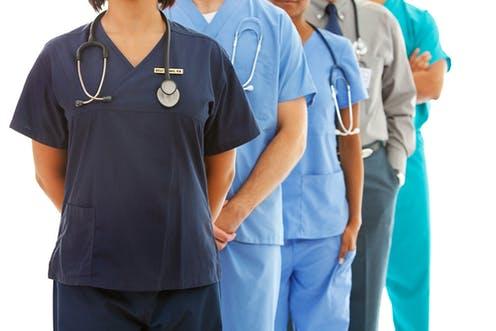 Nurses & Midwives SERVE STRIKE NOTICE.