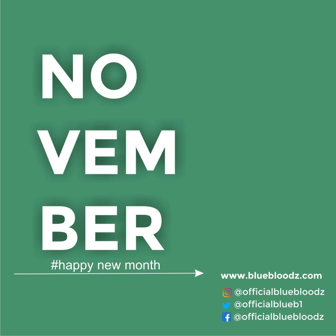 Happy New Month - Bluebloodz.com