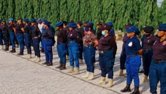 NSCDC Establishes Female Squad To Enhance Security in Schools Susceptible To Bandits Attack