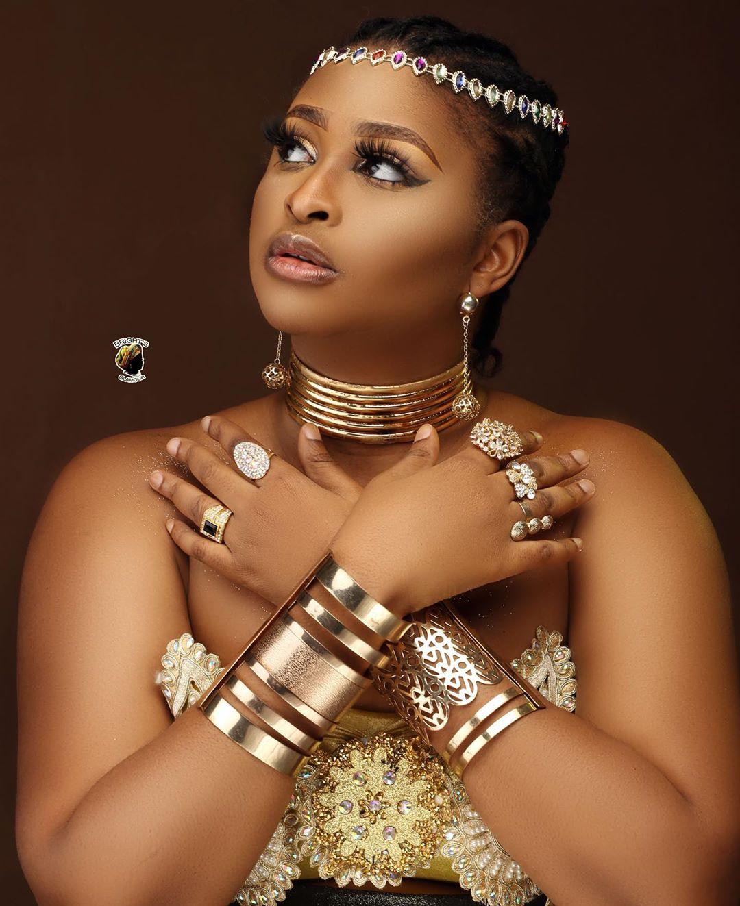 Etinosa Idemudia : Marry your spec to avoid cheating.