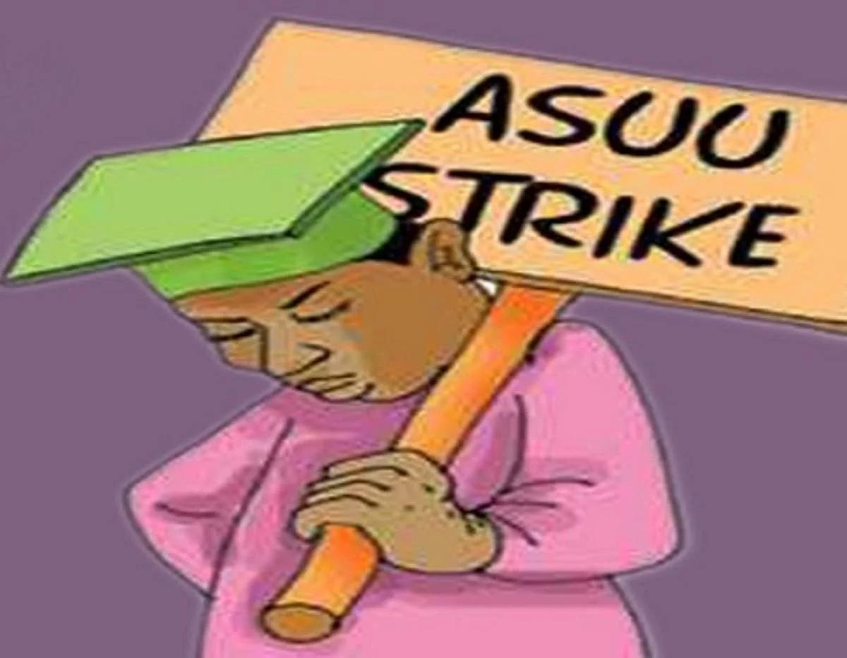 ASUU Threatens To Embark On a Fresh Strike Action .