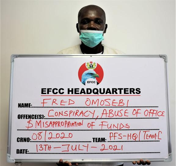 EFCC Arrests aventist pastor for fraud