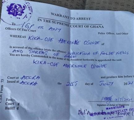 Kika Goodhair: Hair Entrepreneur Beaten Up In Ghana. Watch Video