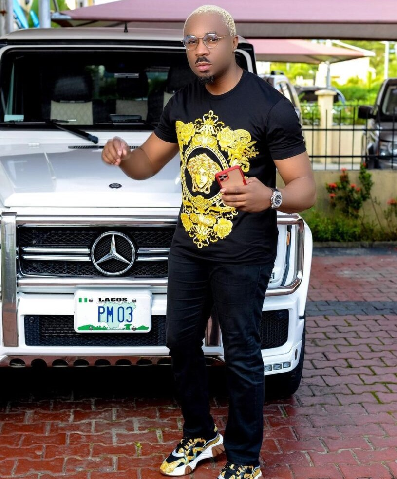 Pretty Mike : I Shed Tears Like a Baby When I Discovered That My Girlfriend Of 2years Has Been Sleeping With Most Lagos Big Boys.