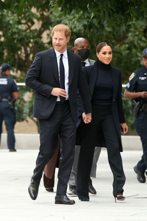 Prince Harry and Meghan Markle have officially made their first ever visit to New York City.