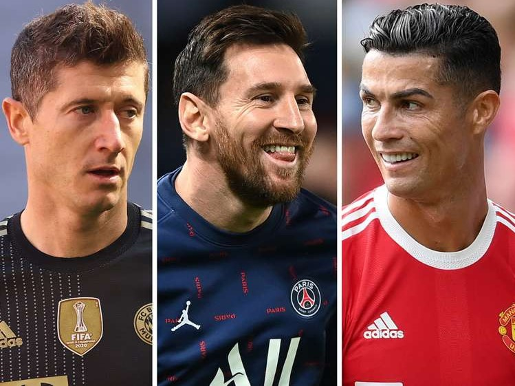 Ballon D'Or Organizers have finally released the much awaited 30 -Man nominees list.
