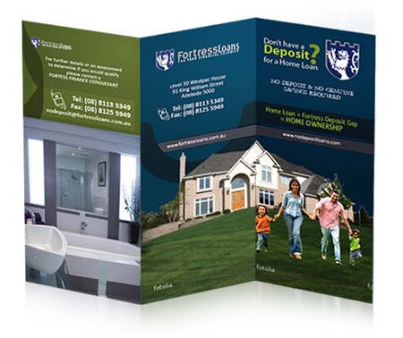 30 Well Designed Tri Fold Brochures Blueblots Com