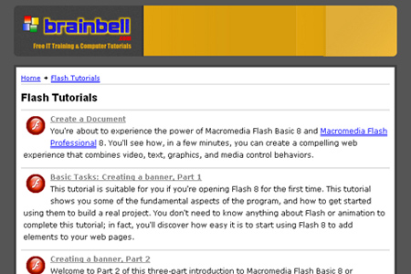 21 Helpful Websites to Learn Flash and ActionScript