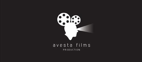 35 Superb Design Examples Of Film Logo Blueblots Com