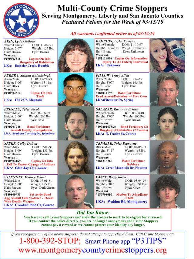 Crime Stoppers asking for public's help in locating Featured