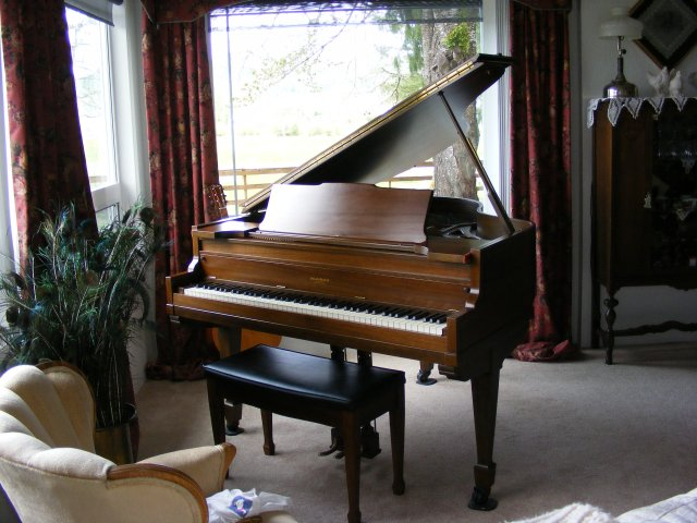 1927 Completly Restored Brambach Baby Grand Piano Its