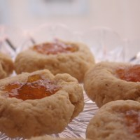 Citrus Fig Cookies