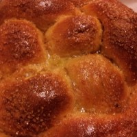 Reflections on the Boston Marathon & Recipe {brunch} Apple Braided Challah Bread