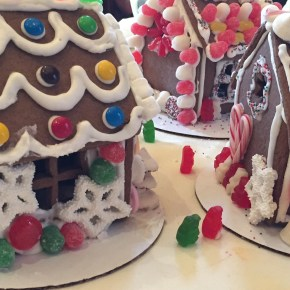 Gingerbread Brunch at The Hampshire House {Boston}