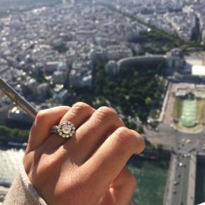 Paris, le premier jour