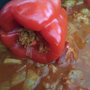 Mashi – Egyptian stuffed pepper recipe, by an Egyptian