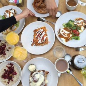 Summer House Santa Monica {Eating Out Chicago}