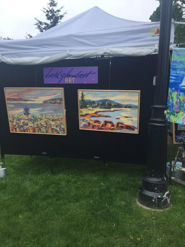 Beth Lambert Art, Bar Harbor, Maine