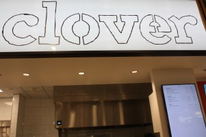 Clover Food Lab in Whole Foods Sudbury
