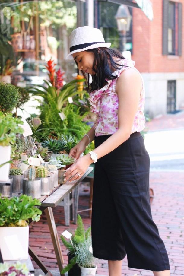 Boston Blogger BlueBootsGo - FT Brass Clothing