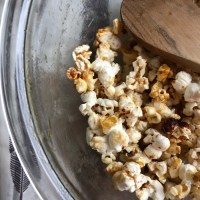 Perfect Homemade Popcorn - Sweet, Salty, & with a Gourmet Touch