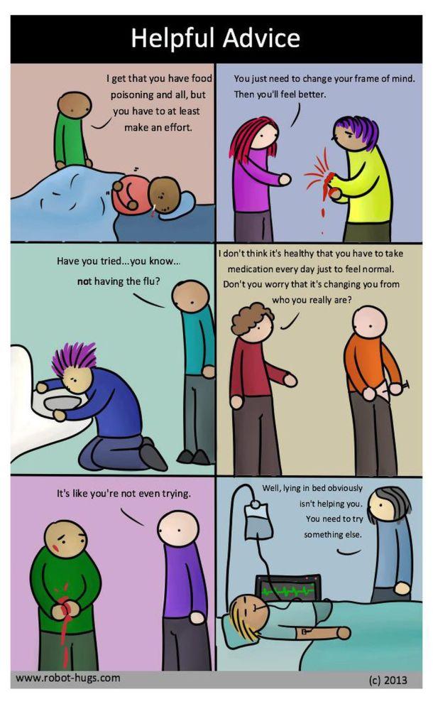 Mental Illness & Physical Illness