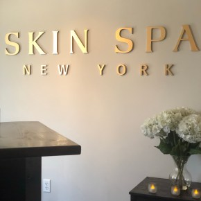 Skin Spa New York Back Bay Newbury Street // Boston, MA