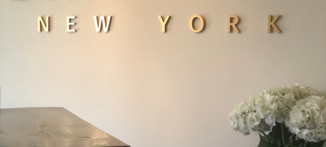 Skin Spa New York Back Bay - Where the BlueBoots Go