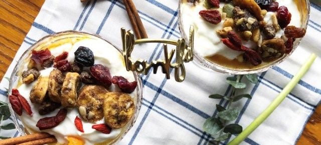 Spiced Apple Compote - Where the BlueBoots Go
