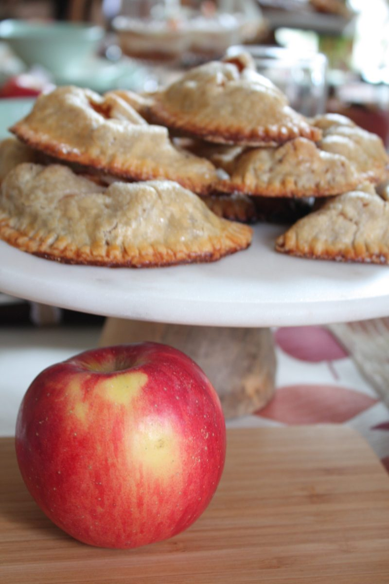 Apple Hand Pies - Where the BlueBoots Go