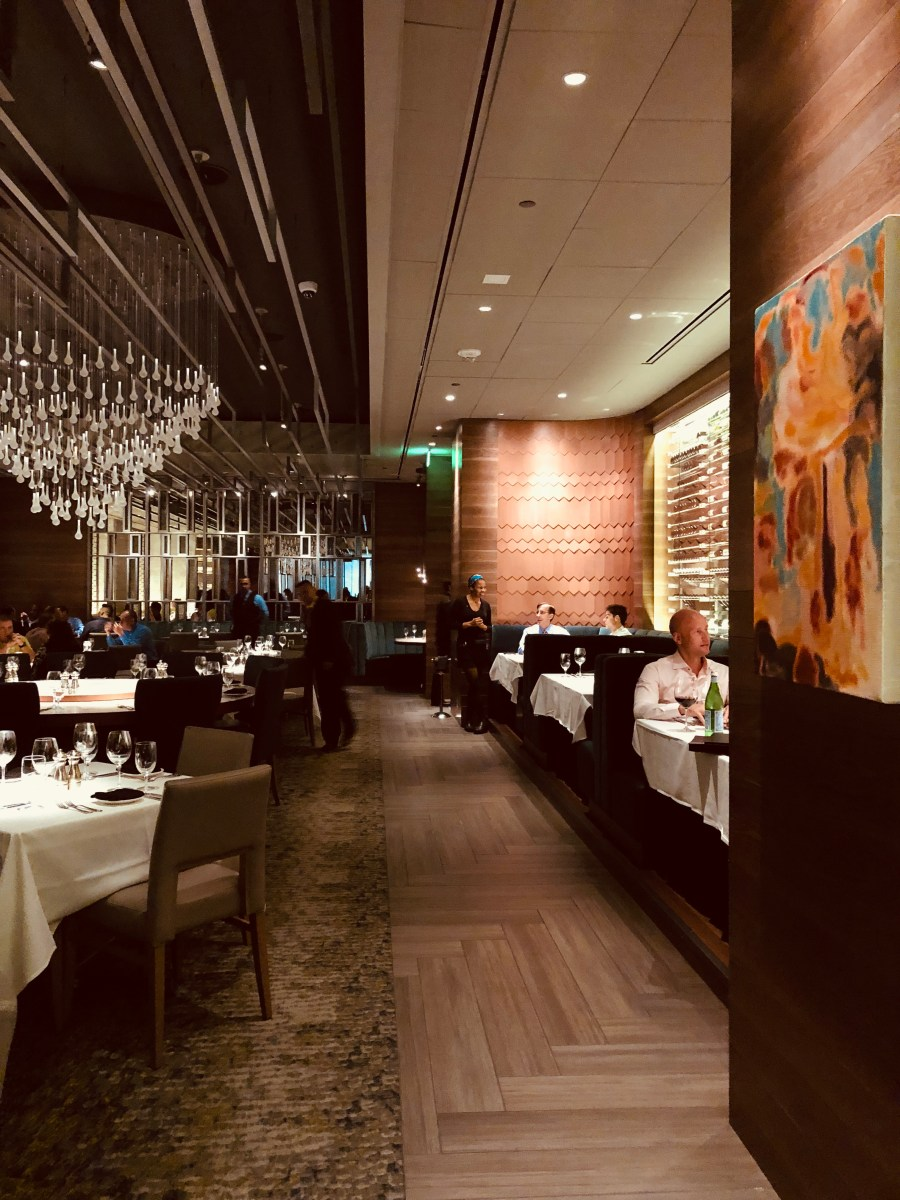 Del Frisco's Back Bay Boston