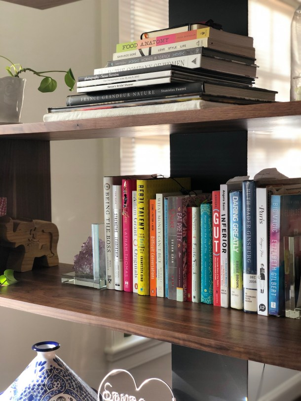 My Spring 2020 Bookshelf | Where the BlueBoots Go
