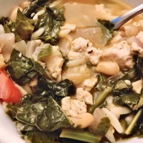 Comforting Tuscan Kale Soup Recipe
