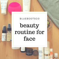 My beauty routine {face}