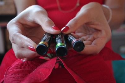 festive moroccan magic lip balm