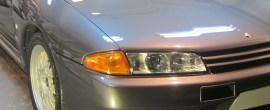 ニッサン スカイライン GT-R V-specⅡ!ガラスコーティング