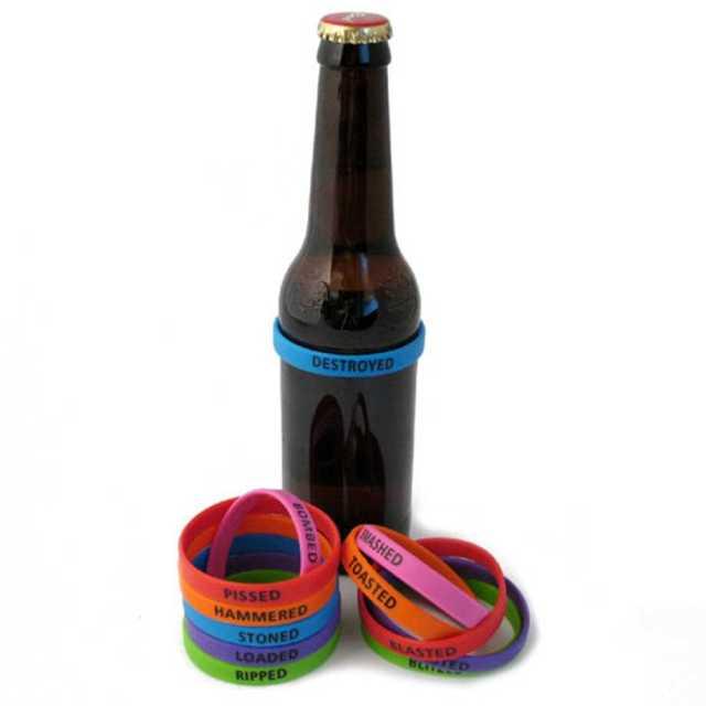 Beer bands - Drunk (12-pack) Image
