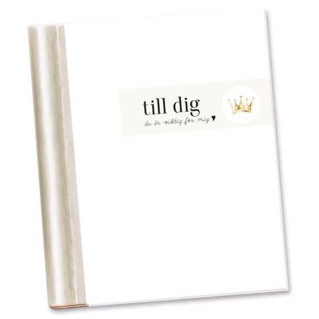 Fyll-i-bok - Till dig Image